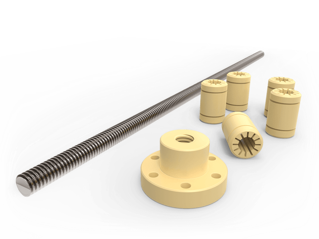 Vertex Threaded rod