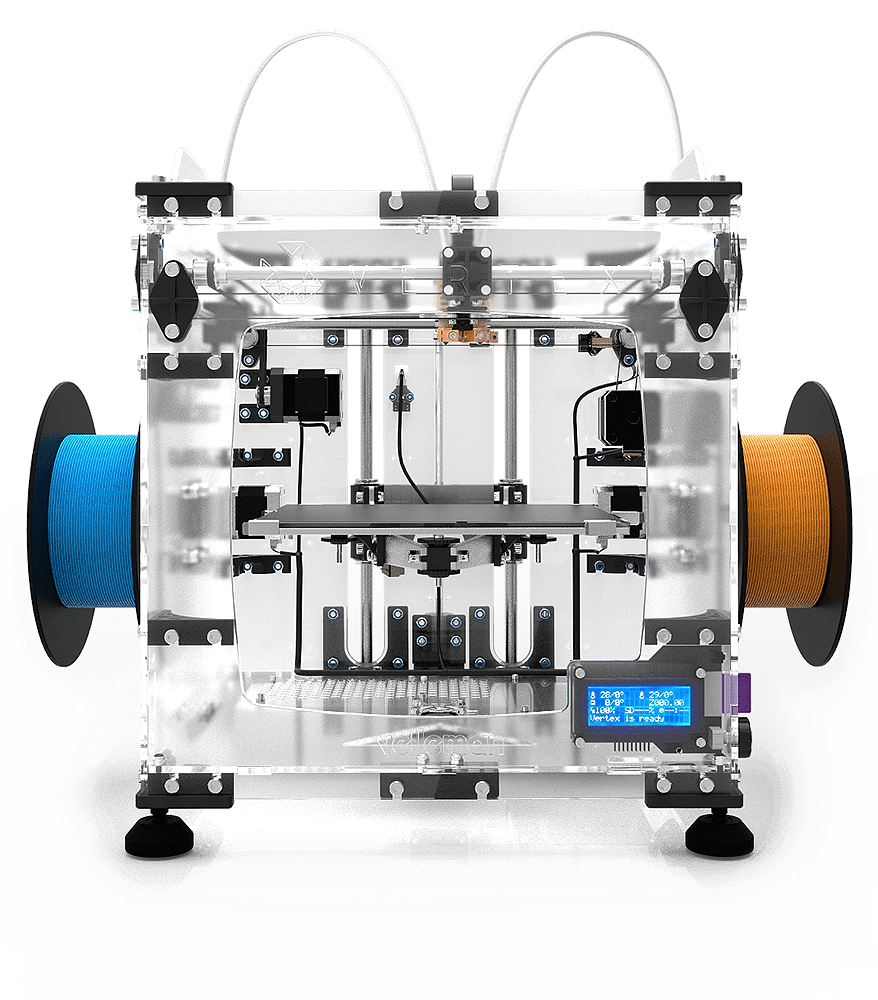 Vertex 3D Printer specifications